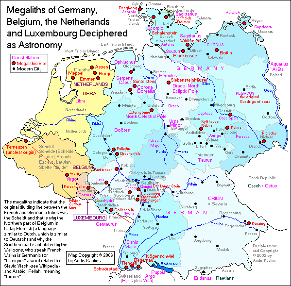 Germany Megaliths